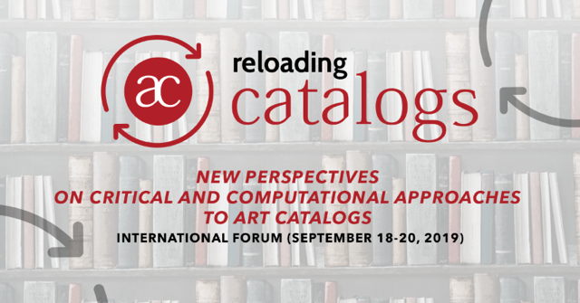 Reloading Catalogs  New Perspectives on Critical and